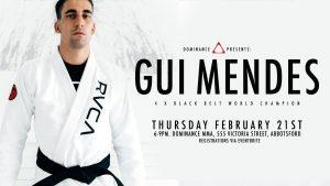 Gui Mendes Seminar